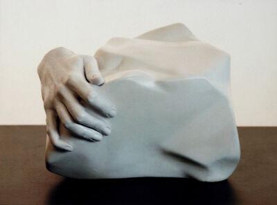 Robert Gligorov, 'Fatal Insomnia hand', 2003
