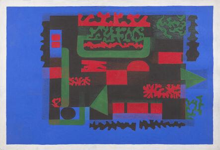Margo Hoff, 'Garlands', 1965-1975