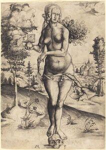 Master MZ, 'Memento Mori', ca. 1500/1502