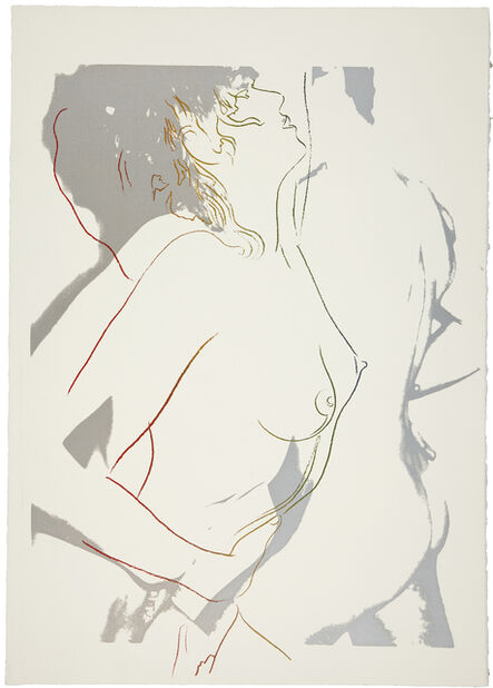 Andy Warhol, 'Love (See F. & S. II.310)', 1983
