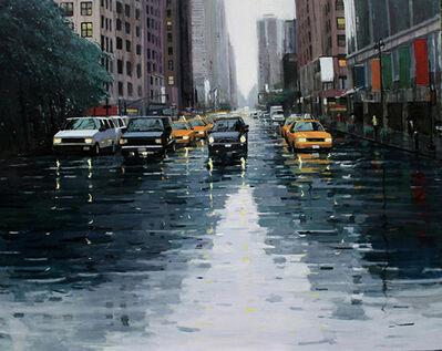 Han Hong Park, 'Rain-NY ', 2010