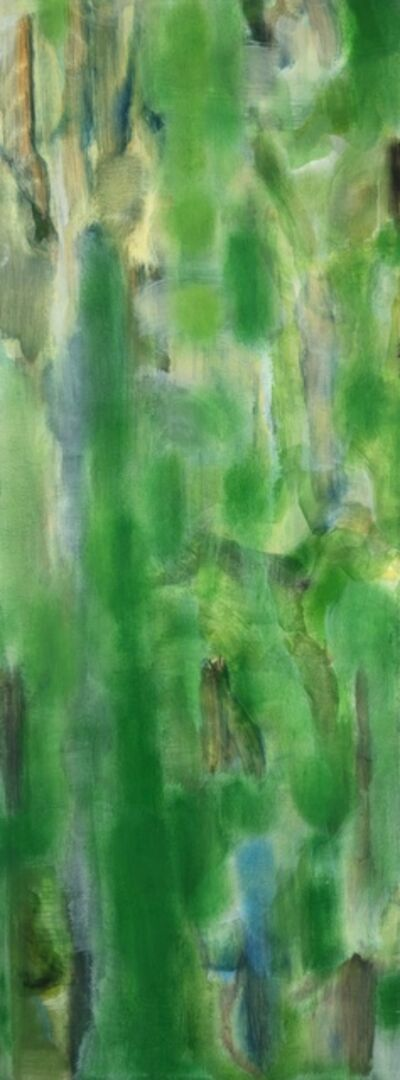 Marilyn Gold, 'Springtime's Emeralds', 2016
