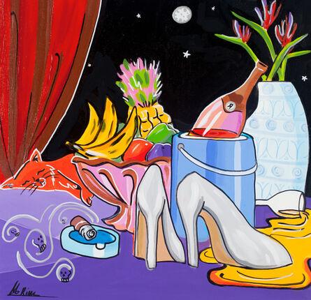 Rina Maimon, 'Full Moon Still Life ', 2013