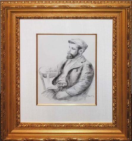 Pierre-Auguste Renoir, 'Louis Valtat', ca. 1904