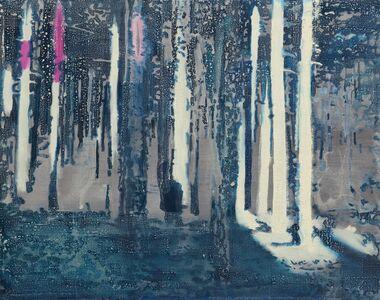 Vlad Yurashko, 'Silver Forest #2', 2017