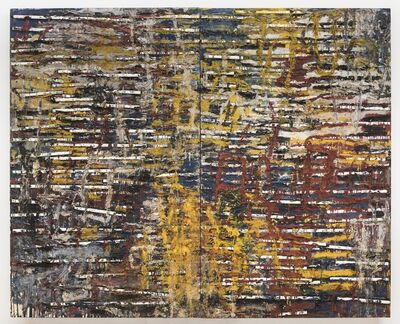 Rodrigo Andrade, 'Sem título, da série Persianas / Untitled, from persianas series', 1991