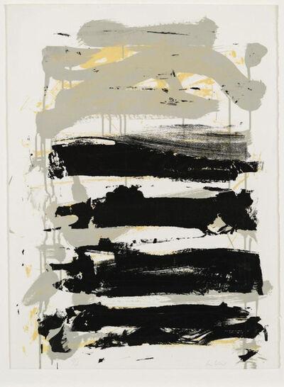 Joan Mitchell, 'Fields', 1992
