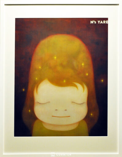 Yoshitomo Nara, 'The Little Star Dweller Poster', 2010-2020
