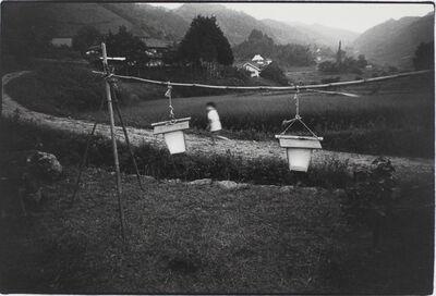 Kazuo Kitai, 'Obon, Kume, Okayama (To the Villages series)', 1974