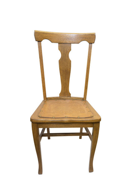 Victorian/Traditional, 'Pair of Antique Turn of the Century Chairs', 1920's