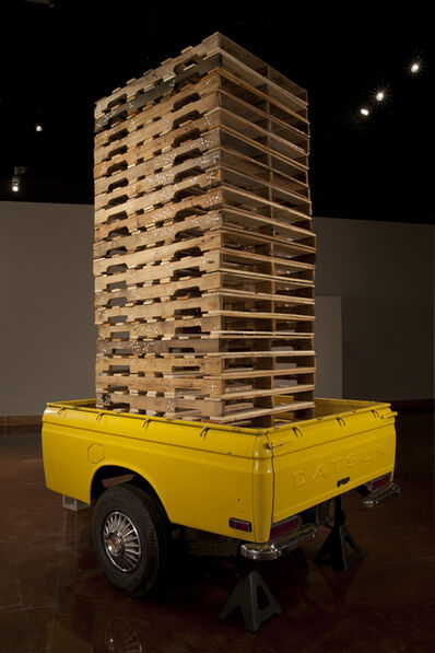 Yumi Janairo Roth, 'Stacked Datsun'