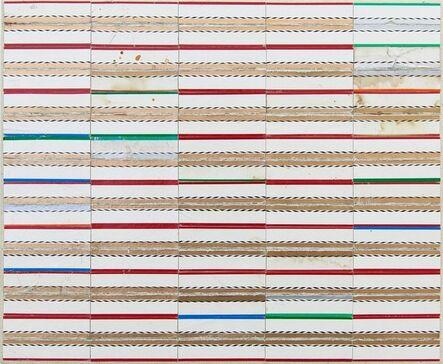 Robert Larson, 'Pyramid Stripes', 2015
