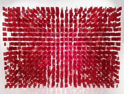 Julio Le Parc, 'Mobile Rouge', 1967