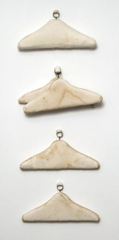 Janice Redman, 'Covert Utility Series (Hangers), detail'