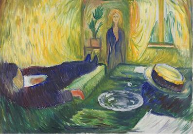 Edvard Munch, 'Murder', 1906