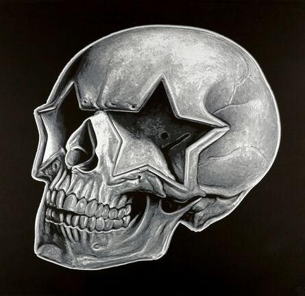 Ron English, 'Star Skull (Screenprint Series Number 4)', 2011