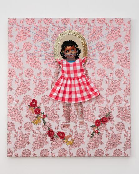 Suchitra Mattai, 'Invisible Girl', 2020
