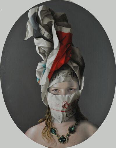Luis Selem, 'Amore per te', 2020