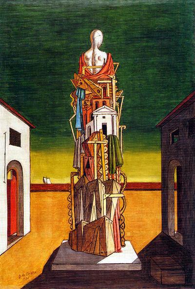 Giorgio de Chirico, 'Il grande metafisico', 1971