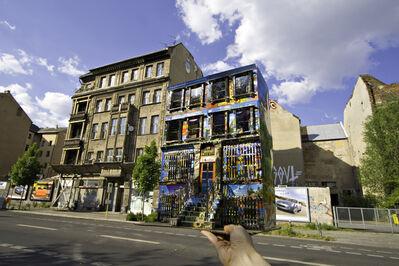 Azya Reznikov, 'Relocating Home, Berlin #3', 2009