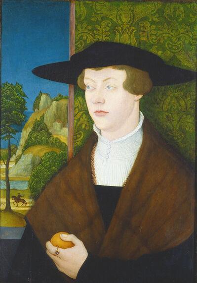 Bernhard Strigel, 'Hans Roth [obverse]', 1527
