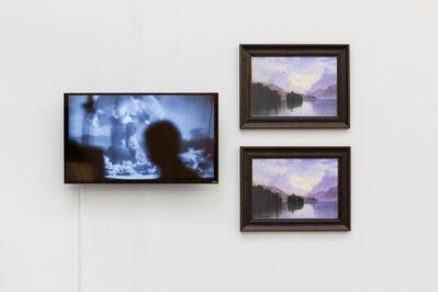 Mathis Gasser, 'Grasshopper (Mountain Scene)', 2015-2016