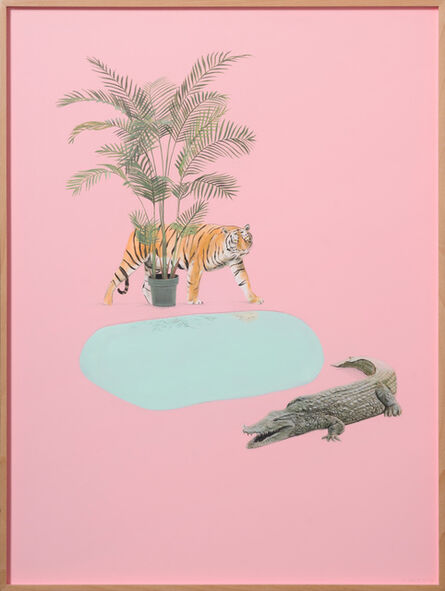 Kirsten Beets, 'Claws and Paws', 2020