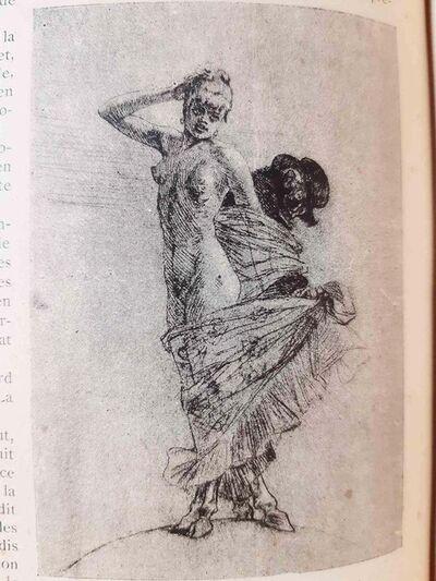 Félicien Rops, 'Revue La Plume n° 172', 1896