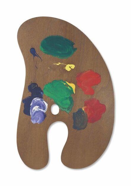 Jim Dine, 'Palette I, from Four Palettes', 1969