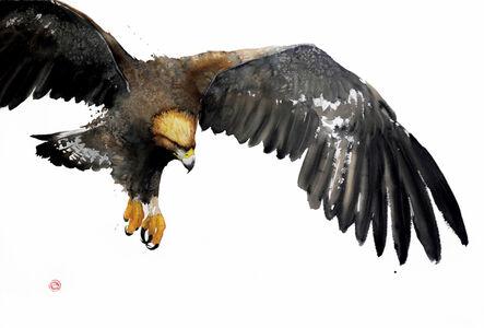 Karl Martens, 'Golden Eagle', 2016