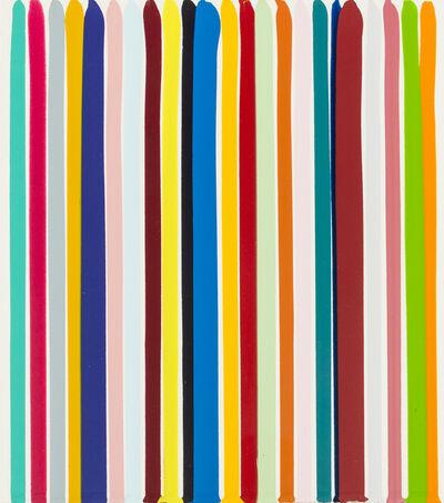 Ian Davenport, 'Untitled', 2014