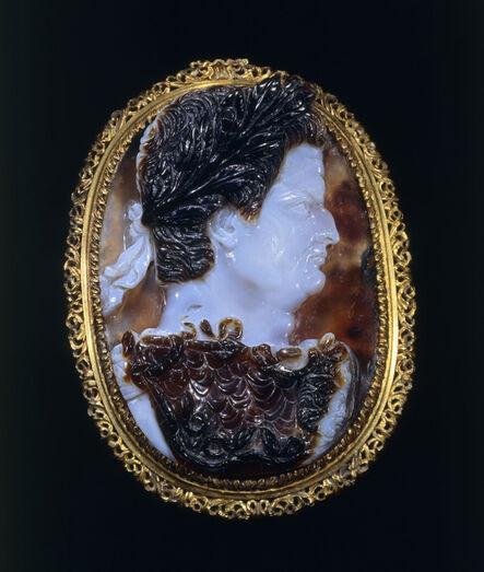 "Unknown Artist, '""Cameo of Emperor Galba', 68"
