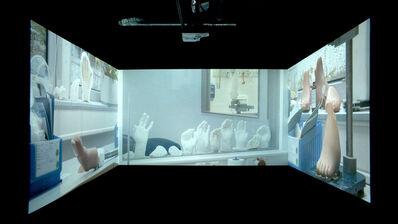 "Daniel Eisenberg, 'Stills from ""The Unstable Object (II)""', 2015"