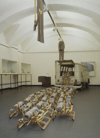 Joseph Beuys, 'The Pack (das Rudel)', 1969