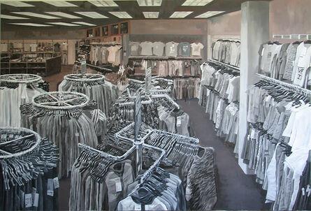 Uroš Potočnik, 'Network (store with clothes)', 2014