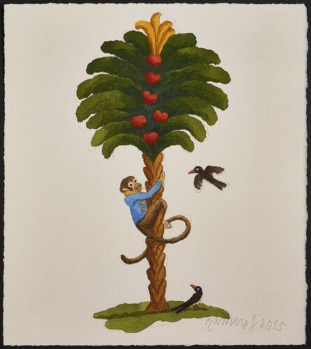 Ramiro Fernandez Saus, 'Palm Tree', 2015