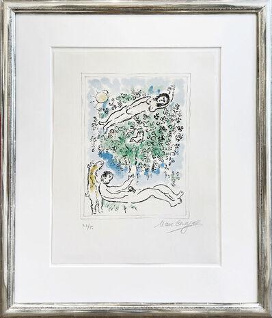 Marc Chagall, 'Der Paradiesbaum (L'arbre fleuri)', 1977