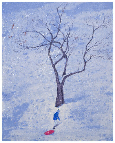 Sebastian Blanck, 'Snow Hill', 2020