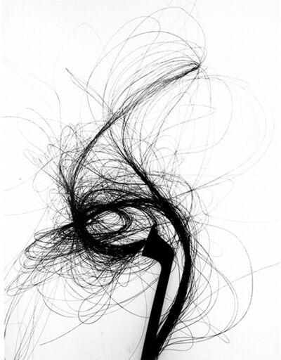 Suzie Maeder, 'Violin bow on white 5', 1994