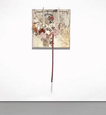 Jim Dine, 'Window Brain', 1959