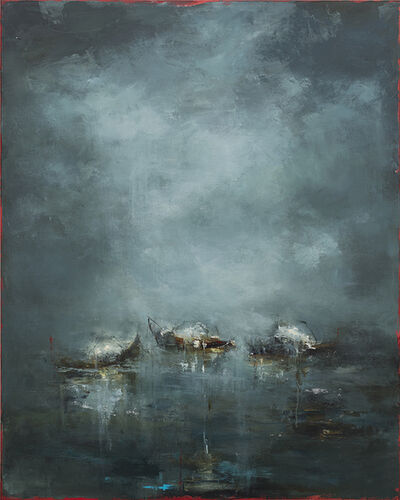 France Jodoin, 'The Smokey Candle End of Time', 2017