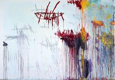 Cy Twombly, 'Lepanto', 2001