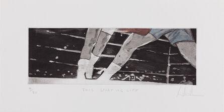Ray Richardson, 'This Sporting Life', 2015