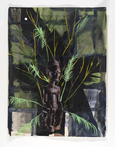 Radcliffe Bailey, 'Notes from Tervuren', 2014