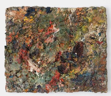 Eugène Leroy, 'Paysage', 1995