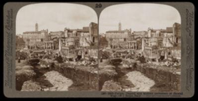 Bert Underwood, 'Forum, Rome', 1900