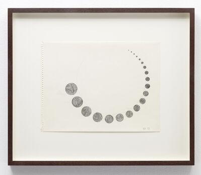 Nancy Holt, 'Untitled (Waning Sphere)', 1973