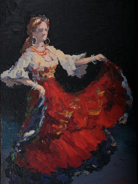 Bae Hyun-chul, 'Flamenco', 2016