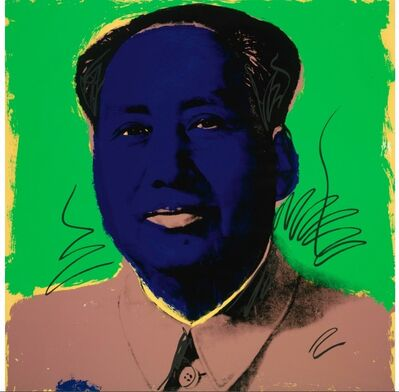 Andy Warhol, 'Mao (F. & S. ll.90)', 1972