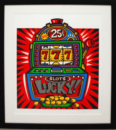 Burton Morris, 'Slot Machine', 2007